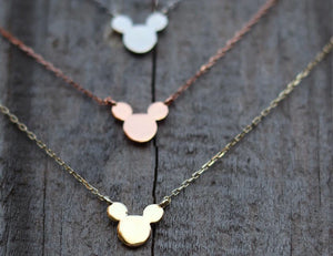 Main Mouse Necklace