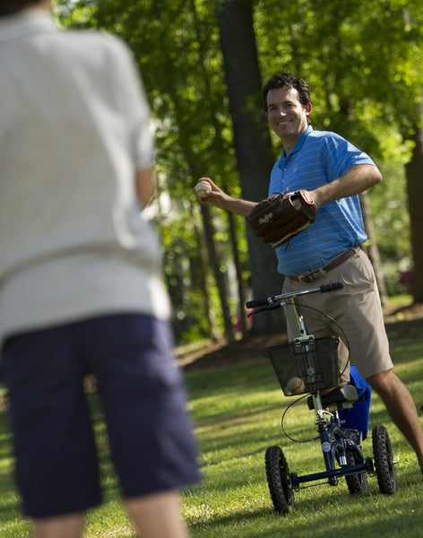 7 Reasons a Knee Scooter is a Great Choice!