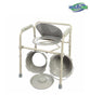 Commode Chairs for Elderly - Commode Chair Folding Bedside Commode Seat w/splash guard