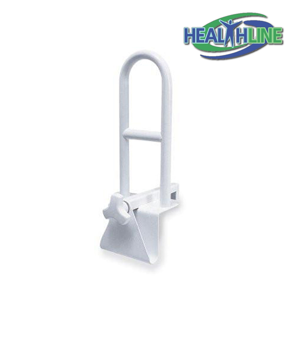 Bathroom Items - Steel Tub Clamp Rail
