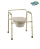 Commode Chairs for Elderly - Commode Chair Folding Bedside Commode Seat w/splash guard in New York