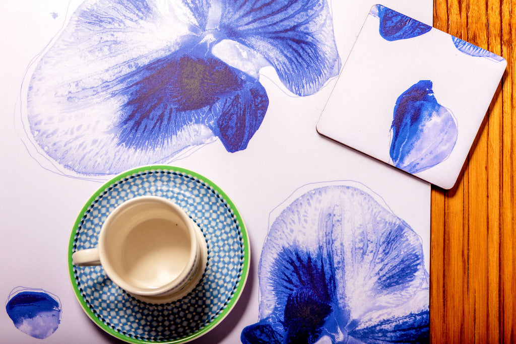 Abstracta Collection   <br> (Placemats and Coasters)