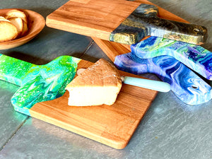 Wood Cheeseboard Tray - bettibdesign