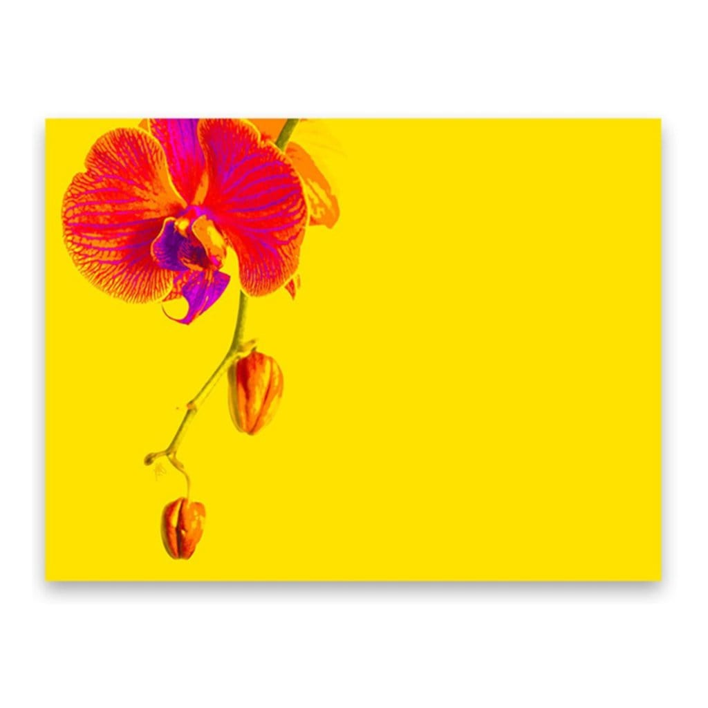 Orchid Hardboard Placemat