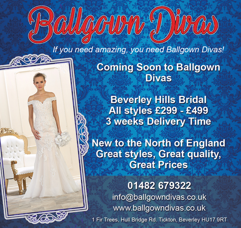 Quick Delivery Wedding Dresses – Ballgown Divas Beverley