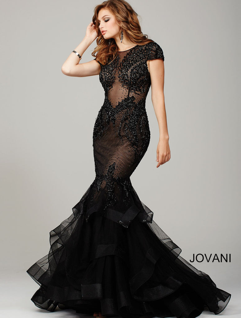 Prom Evening Dress - Jovani 2018 26947