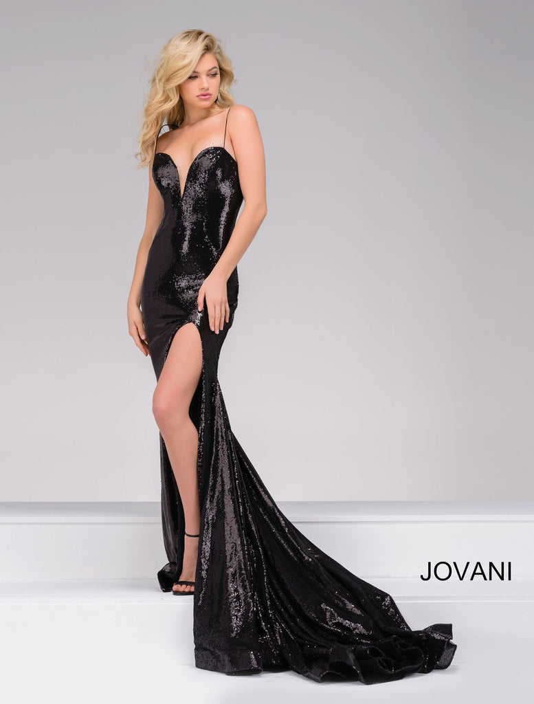 Evening Prom Dress - Jovani 40436