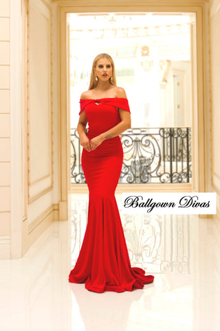 Prom Evening Dress - BD525