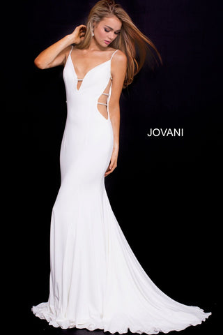 Prom Evening Dress - Jovani 57295