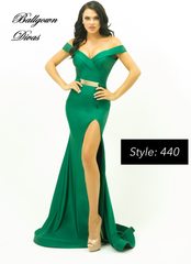 Prom Evening Dress - BD440
