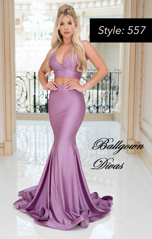 Prom Evening Dress - BD557