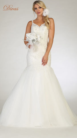 Wedding Dress - BD7642