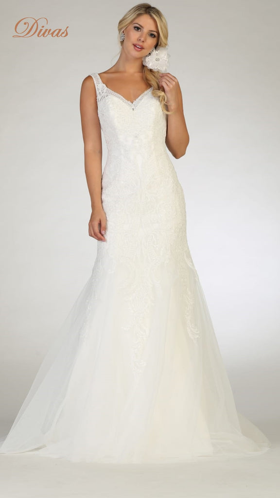 Wedding Dress - BD7643