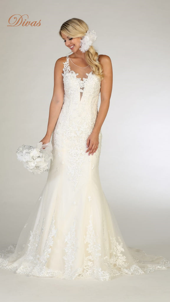 Wedding Dress - BD7647