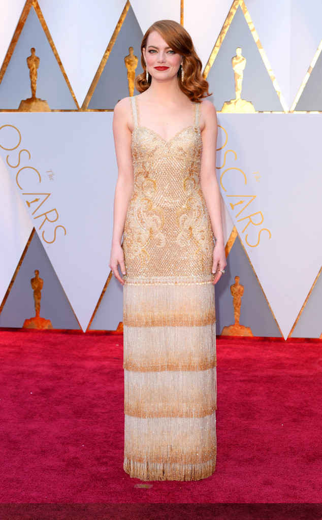 Emma Stone at the Oscars 2017 - Film Star