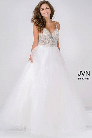 Wedding Dress - Jovani 47548