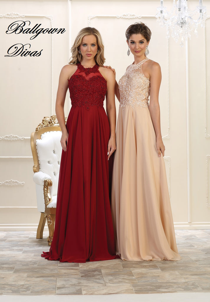 Prom Evening Dress - BD1557