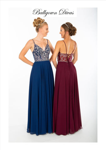 Prom Evening Dress - PF9604