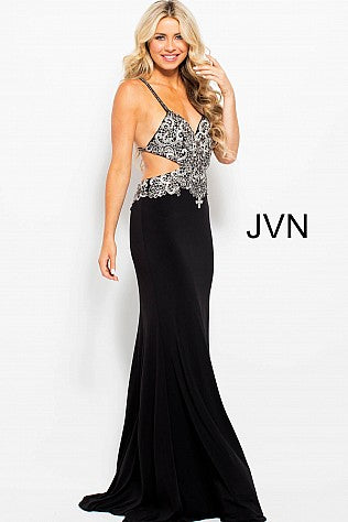Prom Evening Dress - Jovani 50043
