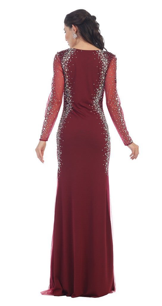 Evening Dresses - BD1244