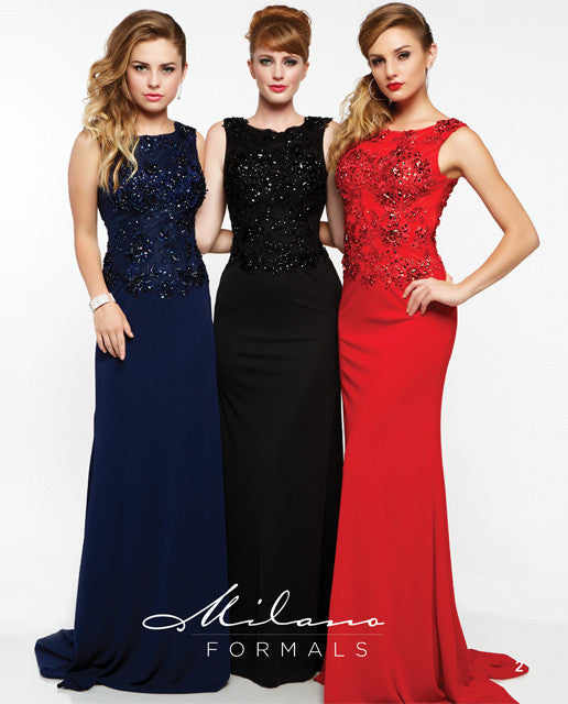Evening Dress - Milano Formals E1637