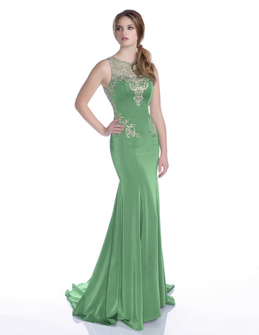Prom Dress - Envious Couture 16093