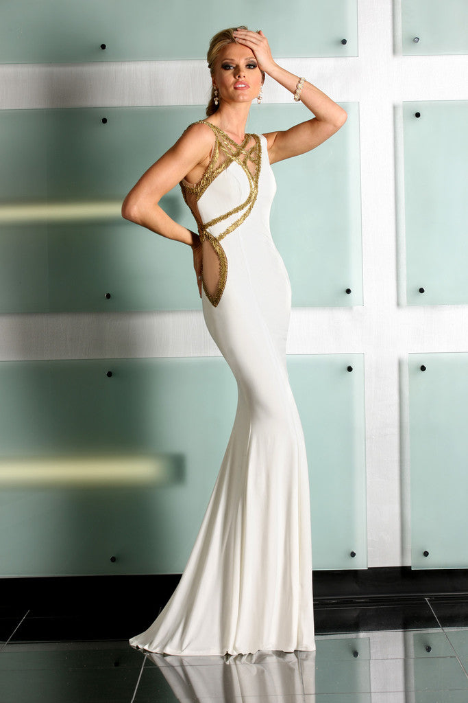 SALE - Prom Evening Dress - Xcite Xtreme 32609