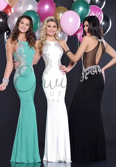 Prom Dress - Envious Couture 17141