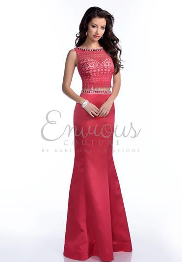 Prom Dress - Envious Couture 16117