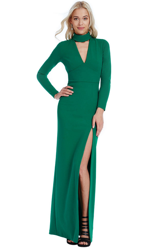 Evening Dress - City Goddess DR803