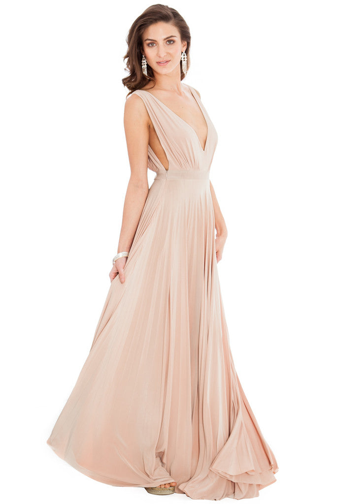Evening Dress - City Goddess DR198A