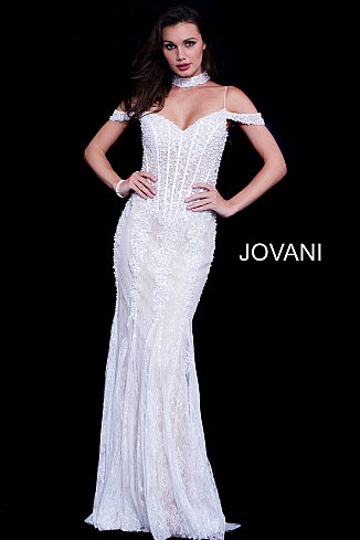 Wedding Dress - Jovani 55251