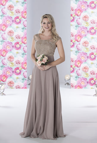 Bridesmaid Dress - WB014