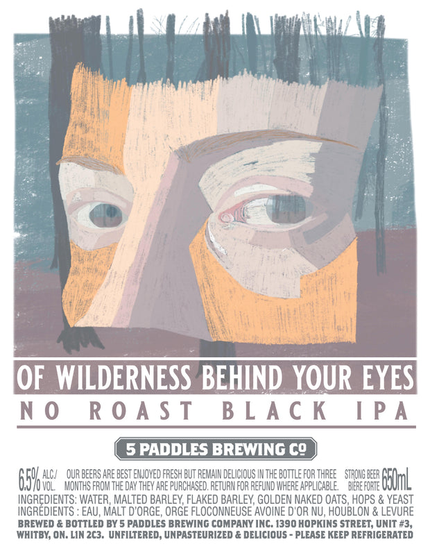 Of Wilderness Behind Your Eyes