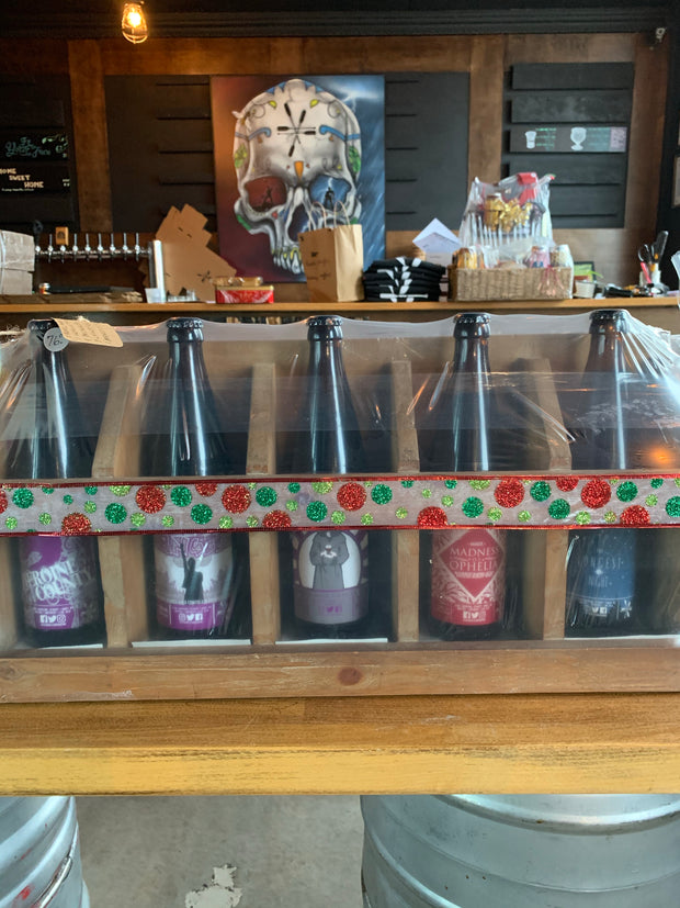 Barrel-Aged Beers of 2020 Gift Basket