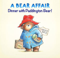 A Bear Affair - meet Paddington Bear