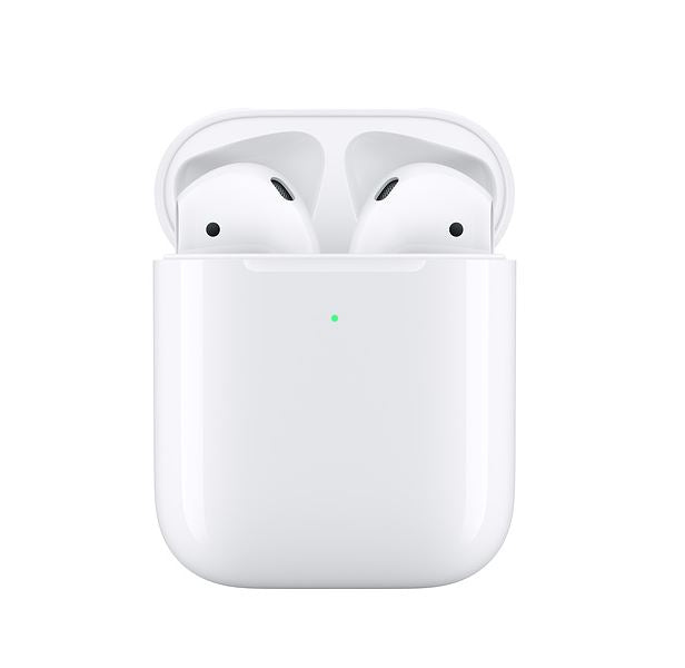 Airpods 2 w Wireless Charging Case