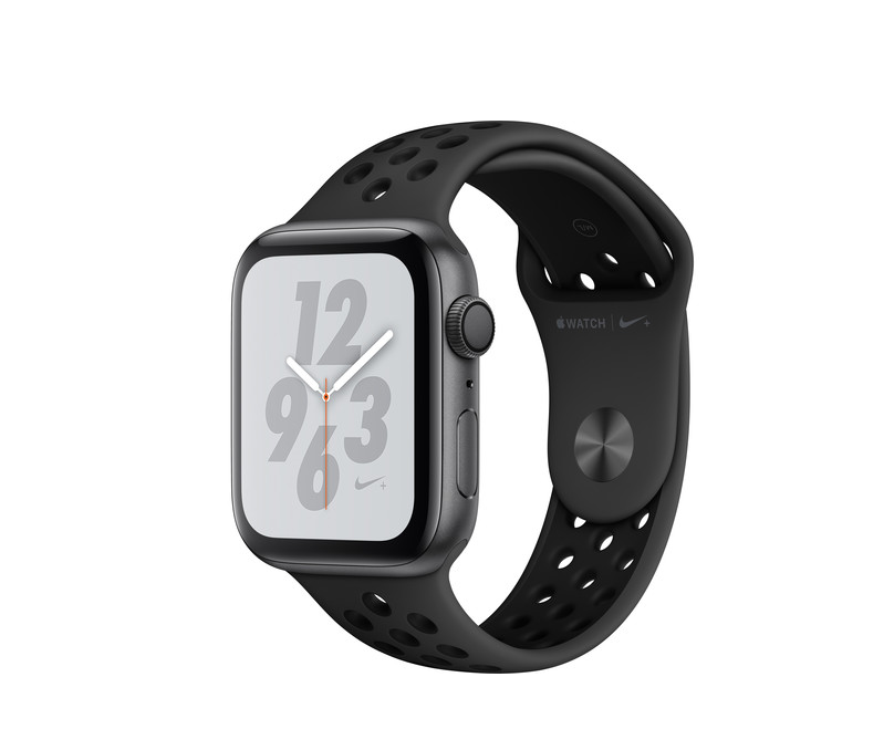 Apple Watch Series 4 (GPS) 44mm Space Gray Anthracite/Black Nike Sport Band
