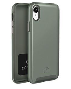 Nimbus9 Cirrus 2 Case for Apple iPhone XR - Olive Gray