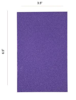 ProtectionPro - Sparkle Film: Amethyst, Small