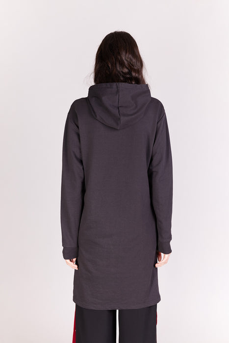 Robe Hoodie - Anthracite