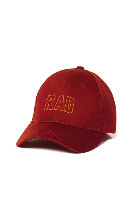 Casquette Baseball - Rad Athletics - Bordeaux