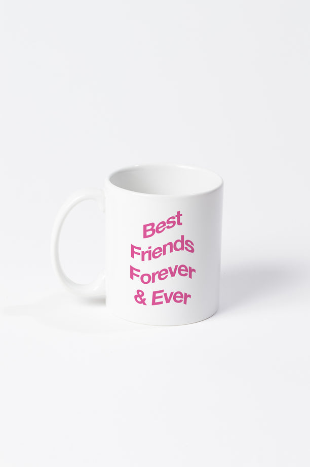 Mug - Best Friends - Blanc