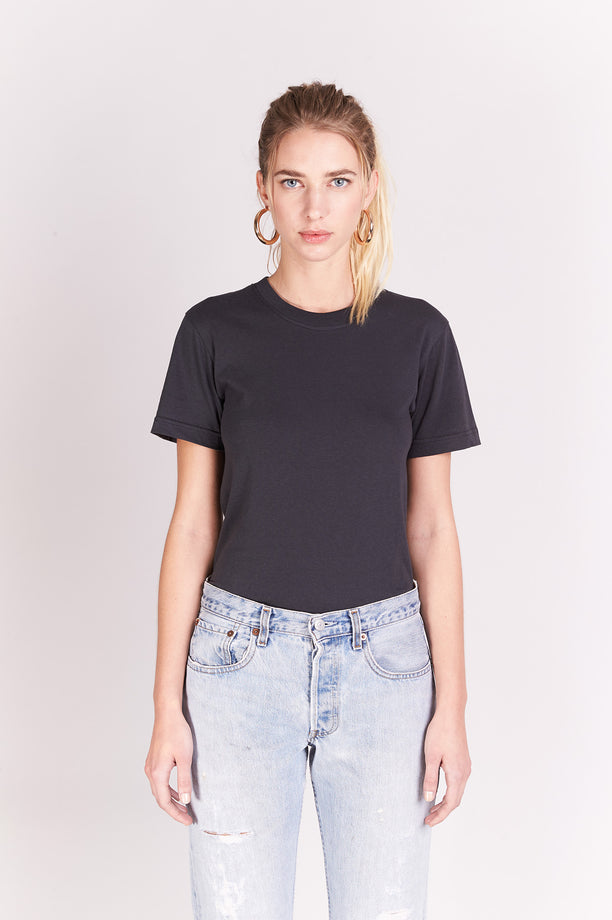 T-shirt Boyfriend - Anthracite