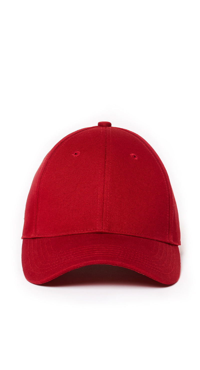 Casquette Baseball - Rouge
