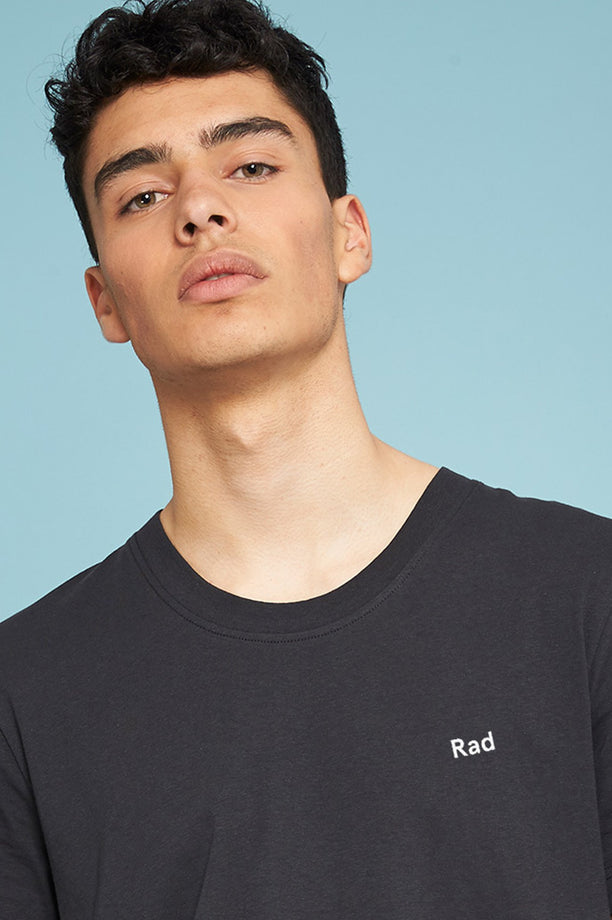 T-shirt - Rad Logo Series - Anthracite