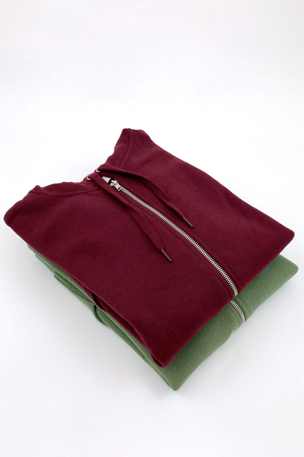 Kit - 2 Hoodies à zip