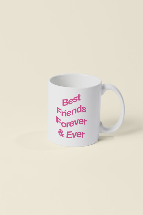 Kit - 1 Sweat-shirt + 1 Mug - Best Friends