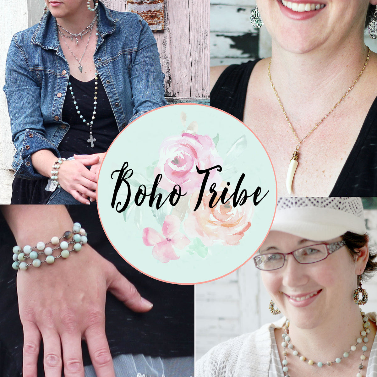 BOHO TRIBE COLLECTION