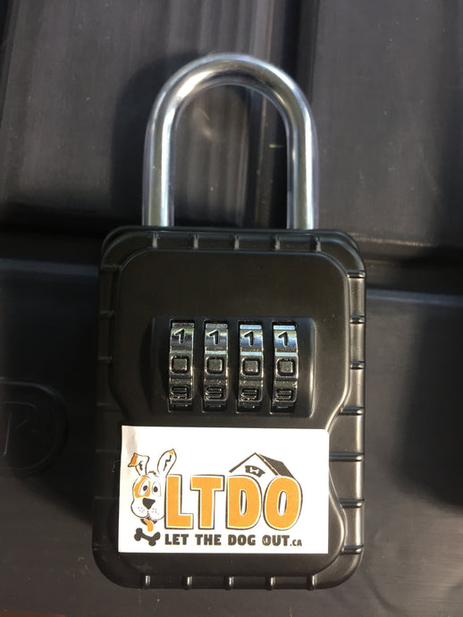 4 digit Key Lockbox